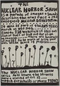 Nuclear Horror Show poster